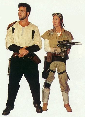 All in a Day's Work — Kyle Katarn and Jan Ors from Star ...