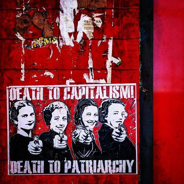 Radical Graffiti - Some anarchist posters seen around ...