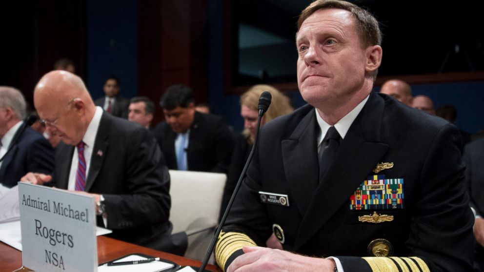 Admiral Michael Rogers Is Cooperating With Durham Investigation…