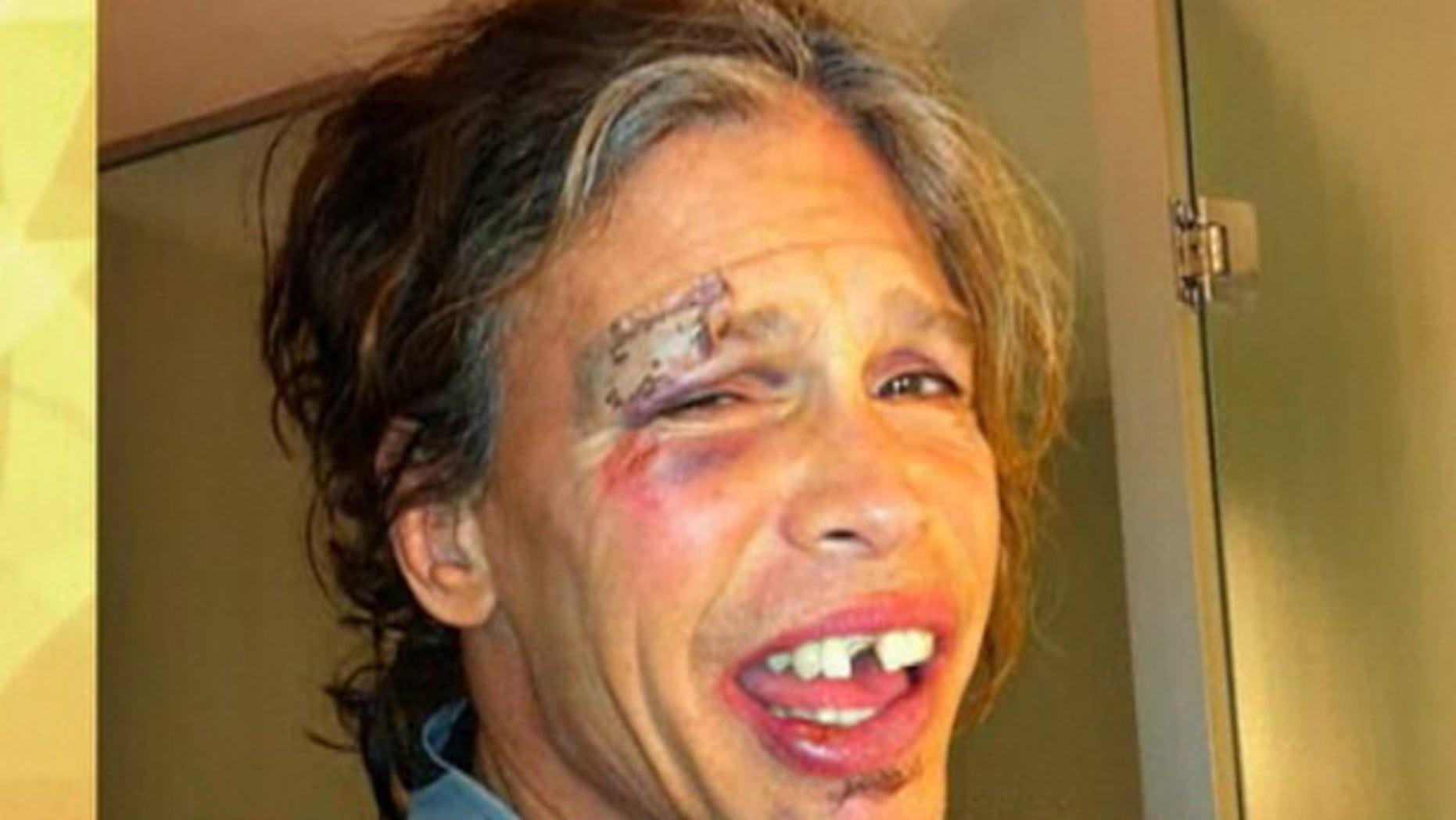 Steven Tyler Says He Wasn't Drunk or High When He Fell in ...