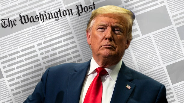 Trump campaign sues Washington Post for libel over 'false, defamatory statements' about Russia 'conspiracy'…