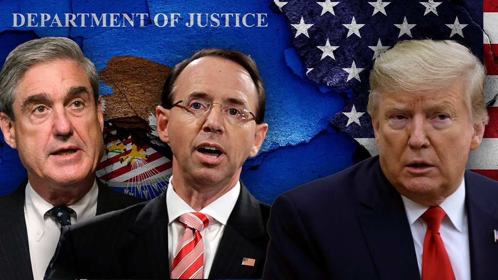 DOJ releases long-awaited Mueller scope memo, revealing the probe went beyond previously known mandate…