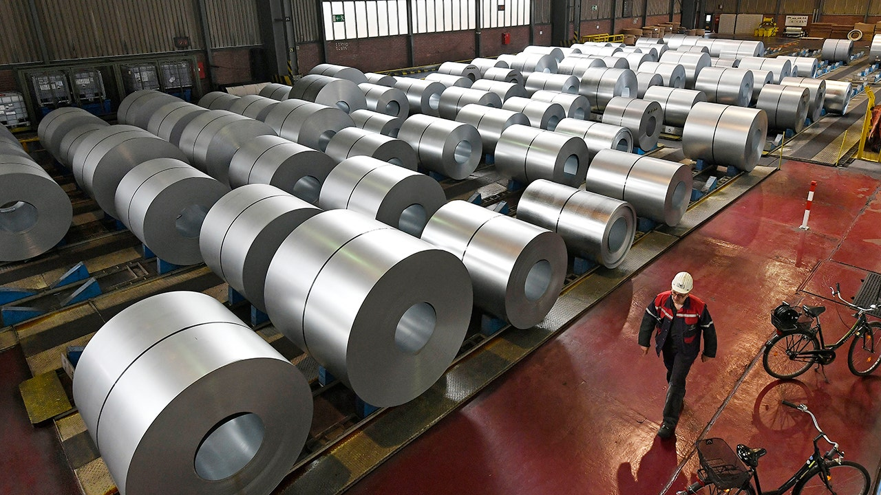 Steel company owner thought Trump's tariffs were bad, but now he's changed his mind – Despite his original tariff fear, he says his company had 'a pretty good year'…
