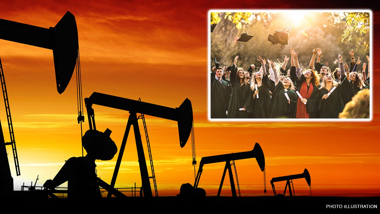 Texas oil industry crafts plan for students to graduate debt free with 6-figure job…