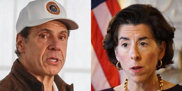Cuomo threatens lawsuit over Rhode Island crackdown on virus-fleeing New Yorkers