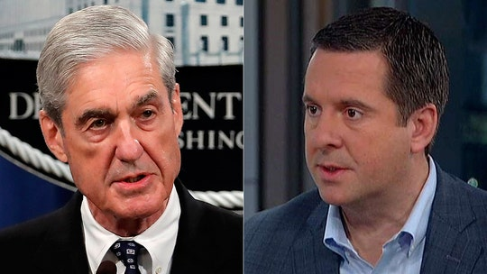 Rep. Devin Nunes vows criminal referrals for Robert Mueller's team in latest Russia probe reckoning…