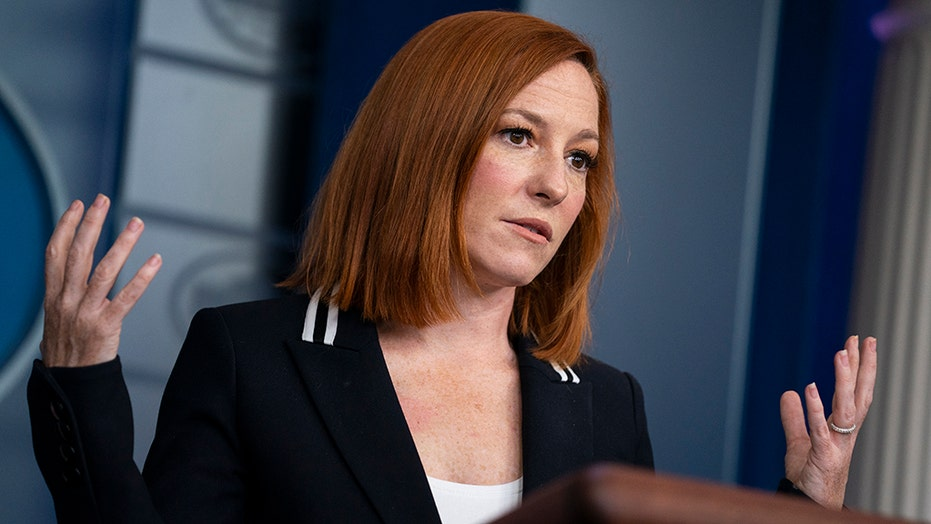 Left-Wing Group Files Complaint Against Jen Psaki for Violating The Hatch Act by Appearing to Endorse Terry McAuliffe for VA Governor