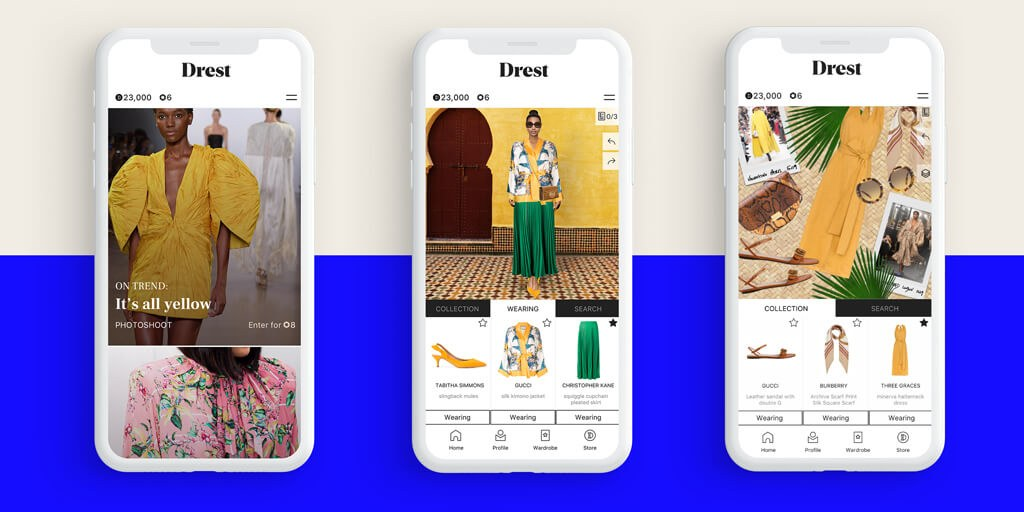 Drest: The New App That Will Make You a Stylist - aAh ...