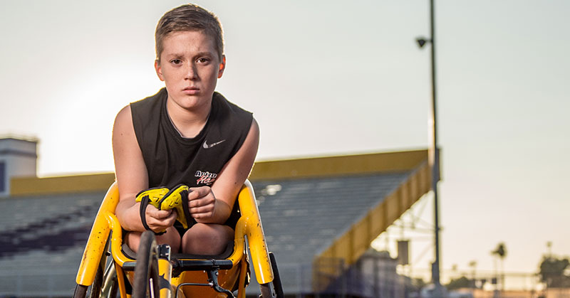 Meet Arizona's Paralympic Hopefuls