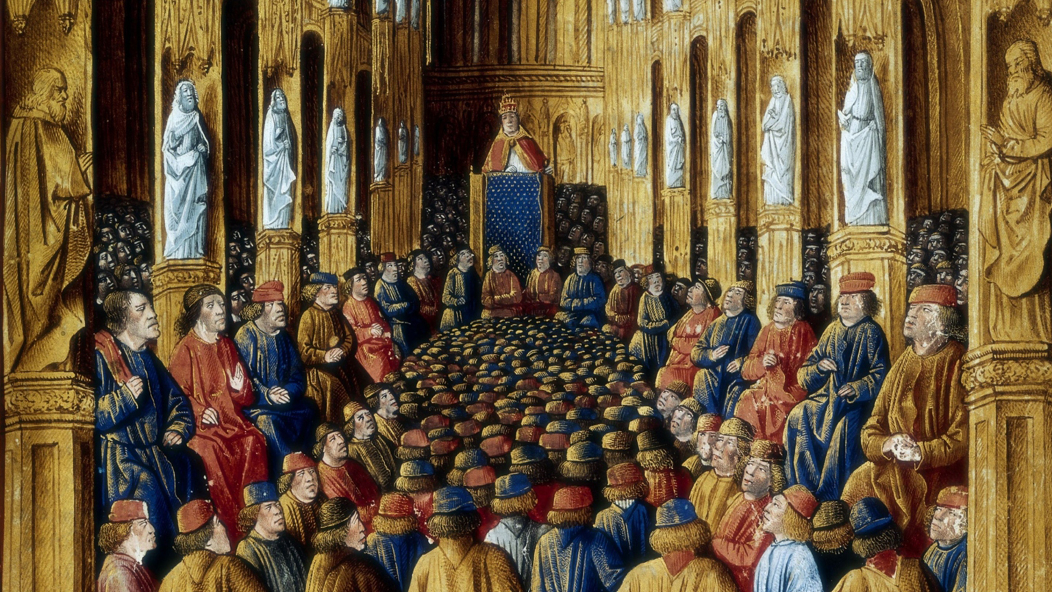 The First Crusade part I: The People's Crusade - About History