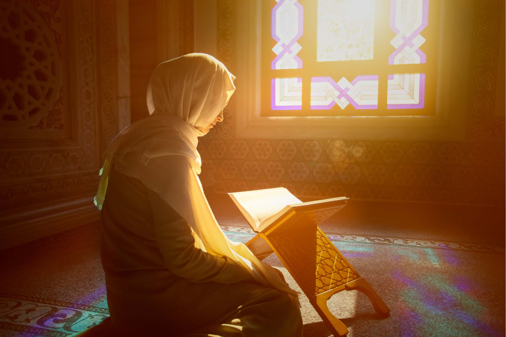 Are Women Permitted to Recite Quran Out Loud?  About Islam