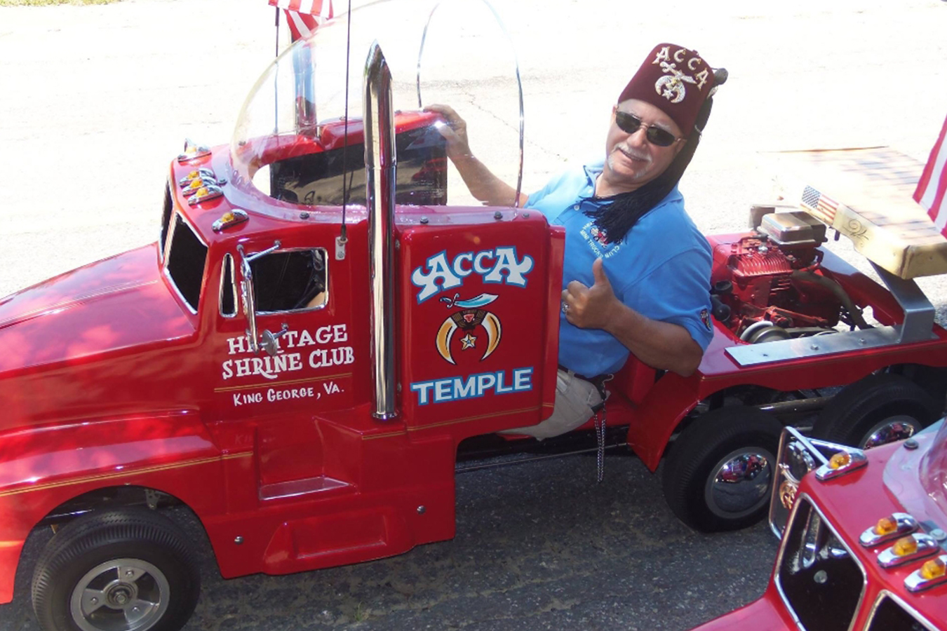 Acca Shriners | Together We Can