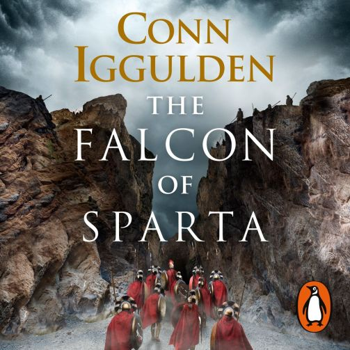 Book Review: The Falcon of Sparta by Conn Iggulden – THE ...