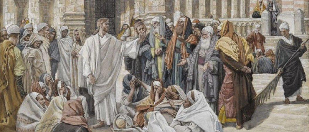 Eran los fariseos los que decidían sobre los divorcios ...