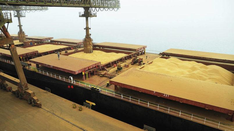 Agronegócio representou mais da metade das exportações brasileiras em julho
