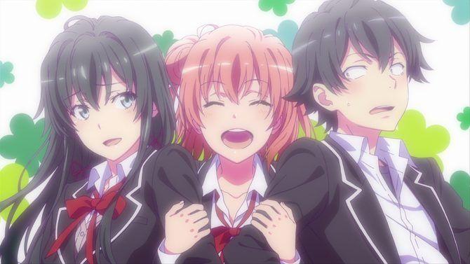 Oregairu Season 3 Anime Announced – J-List Blog