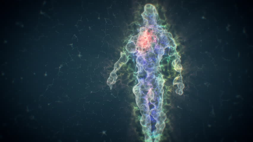 Multiple Energy Bodies Ethereal Body And Astral Body Of ...