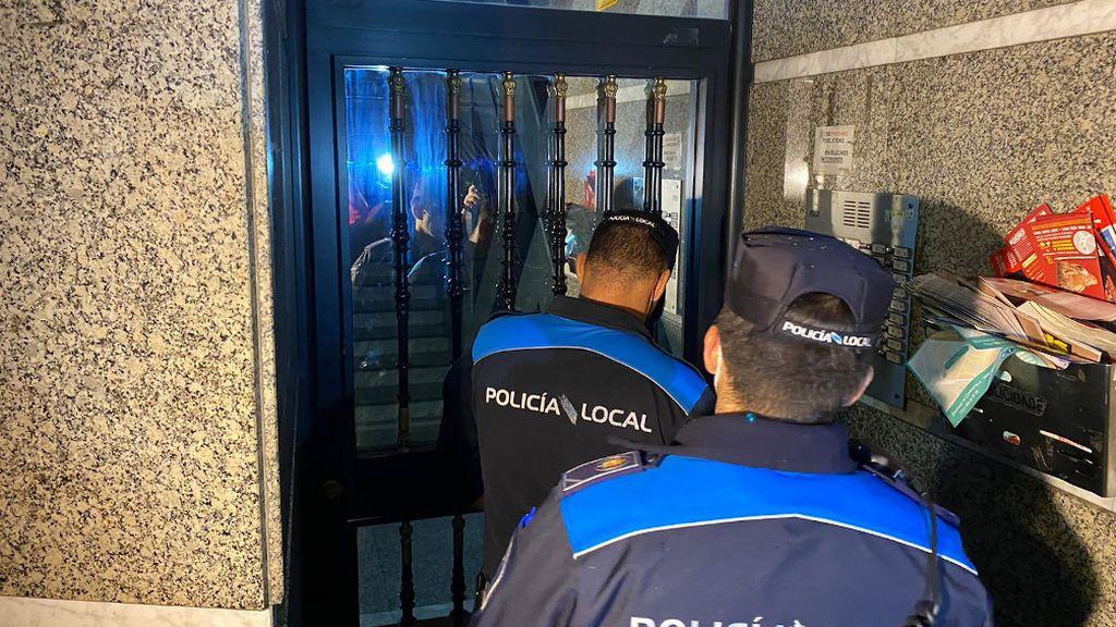 Una treintena de fiestas ilegales en pisos de Santiago de ...