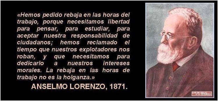 Anselmo Lorenzo - Alchetron, The Free Social Encyclopedia