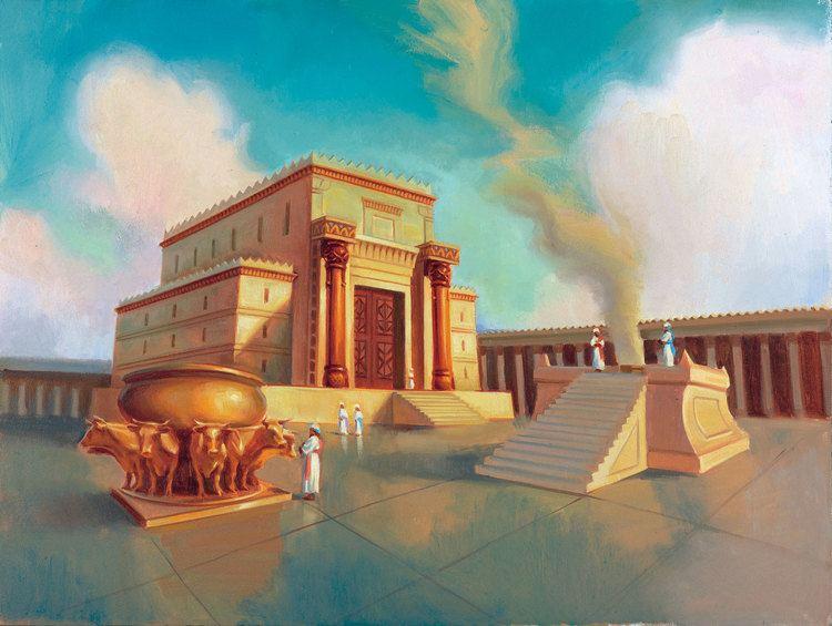 Solomon's Temple - Alchetron, The Free Social Encyclopedia
