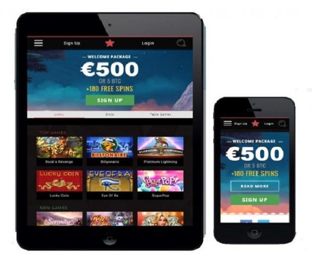 Wenn Sie sich bei Bitstarz Casino registrieren, erhalten Sie einen Willkommensbonus und können mit dem Spielen um echtes Geld beginnen
