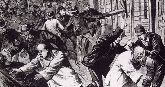 The Chinese Massacre Of 1871 And The Mass Lynching Of 17