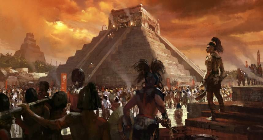 How Did The Mayans Disappear? Researchers Think They ...