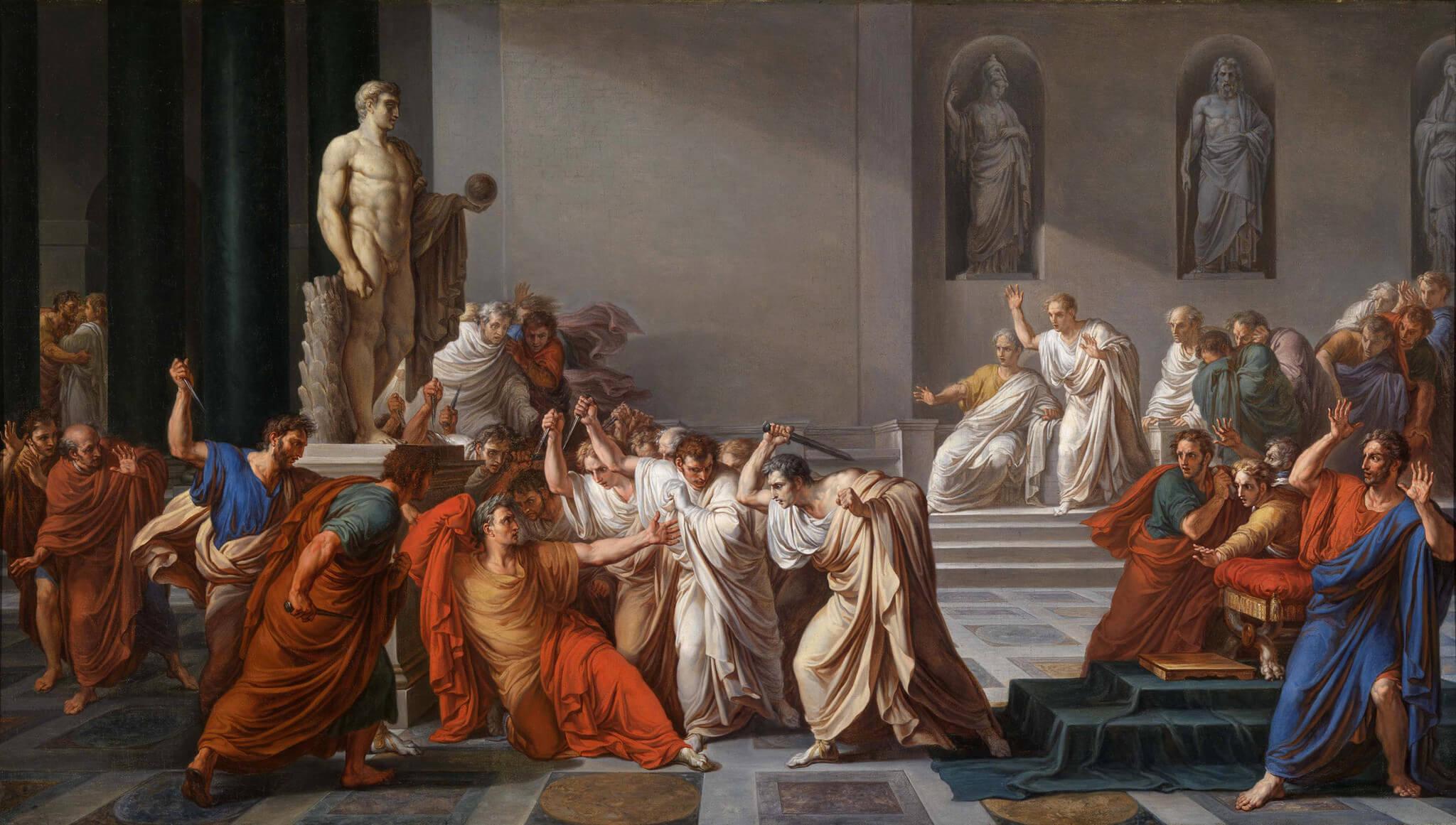 The Death of Julius Caesar - altARP