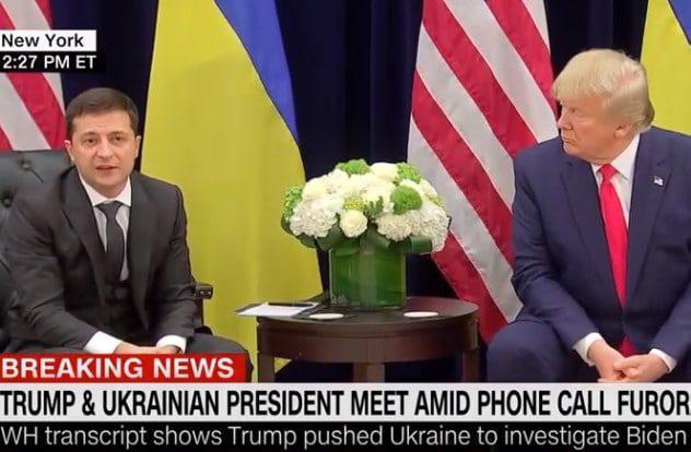 """Ukrainian President Zelensky Backs Up Trump: """"Nobody ..."""