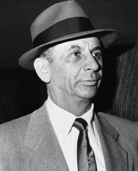 Meyer Lansky - Money Man to the Mob - American Mafia History