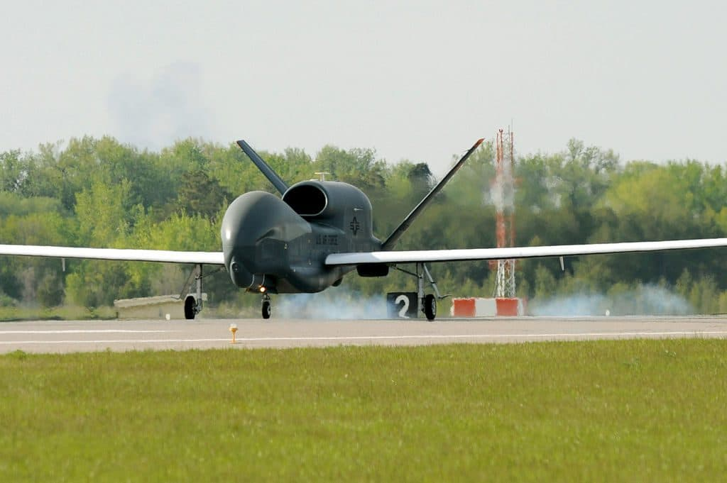 South Korea brings in first US spy aircraft…