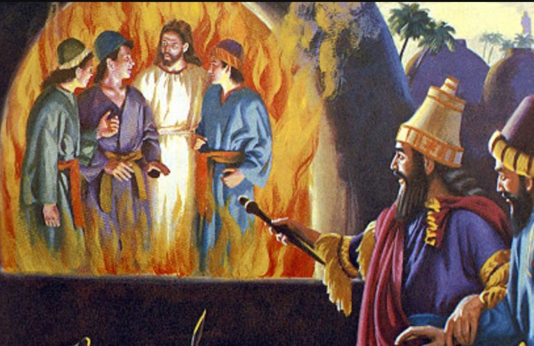 Daniel 3: The Image of Gold and Fiery Furnace