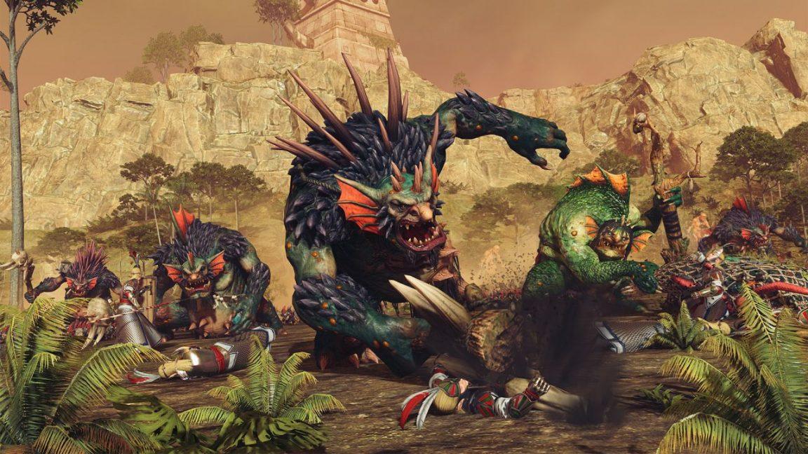 Total War: Warhammer 2 DLC The Warden et The Paunch à venir le 21 mai