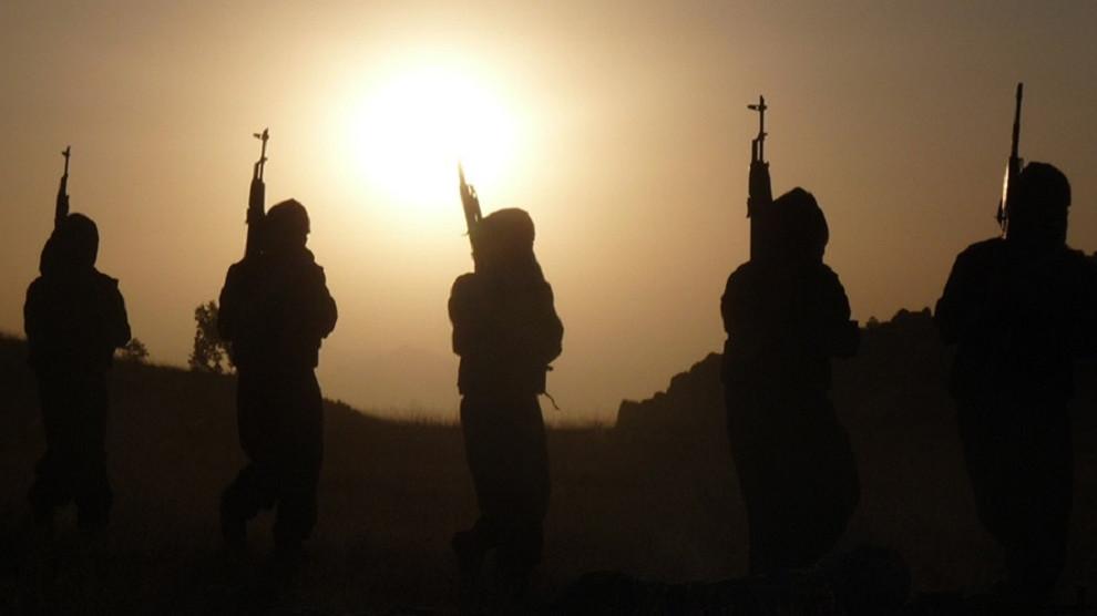ANF   HRE-Erklärung zu Gefechten in Şehba