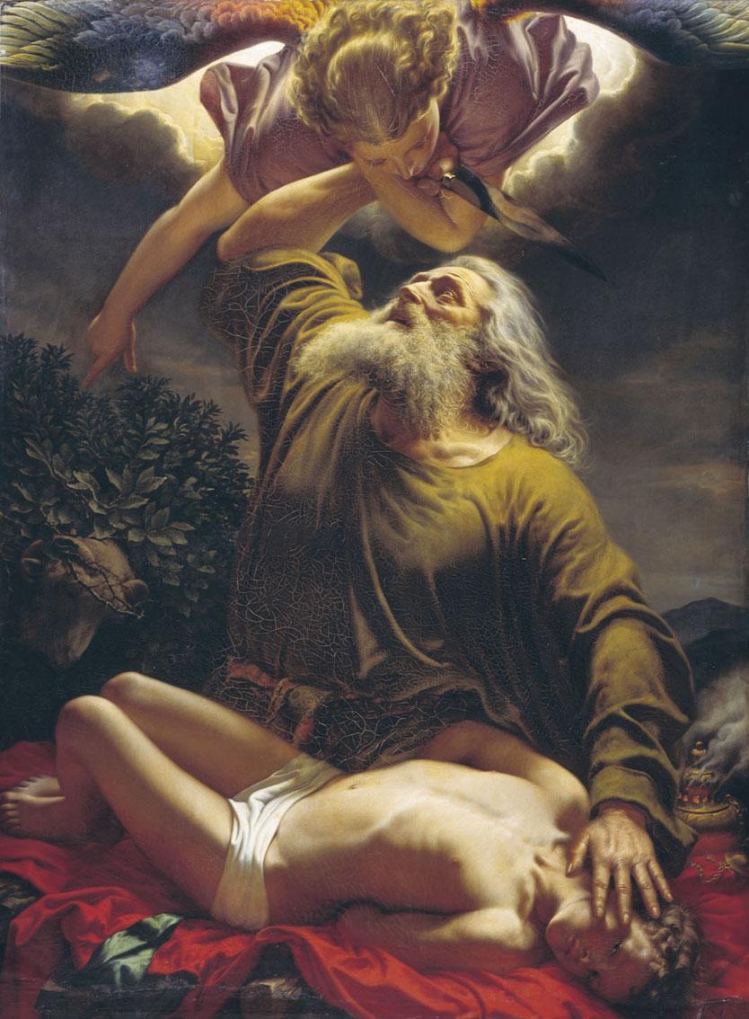 Biblical Art | Annointing