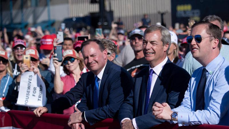 Farage: Media Using Polls to Kill Trump Voter Turnout