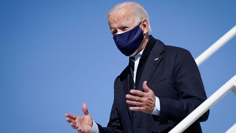 Prison Planet.com » Photos: Biden Wears TWO Masks At ...