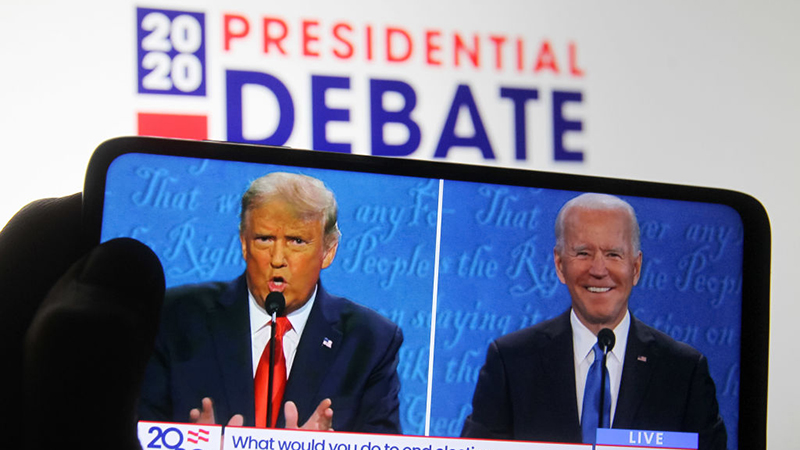 Videos: Biden Lies His Way Through Debate; Trump Asks For ...