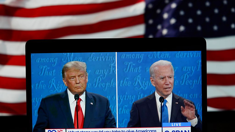 Iowa Poll: Donald Trump Leading Joe Biden by 7 Points