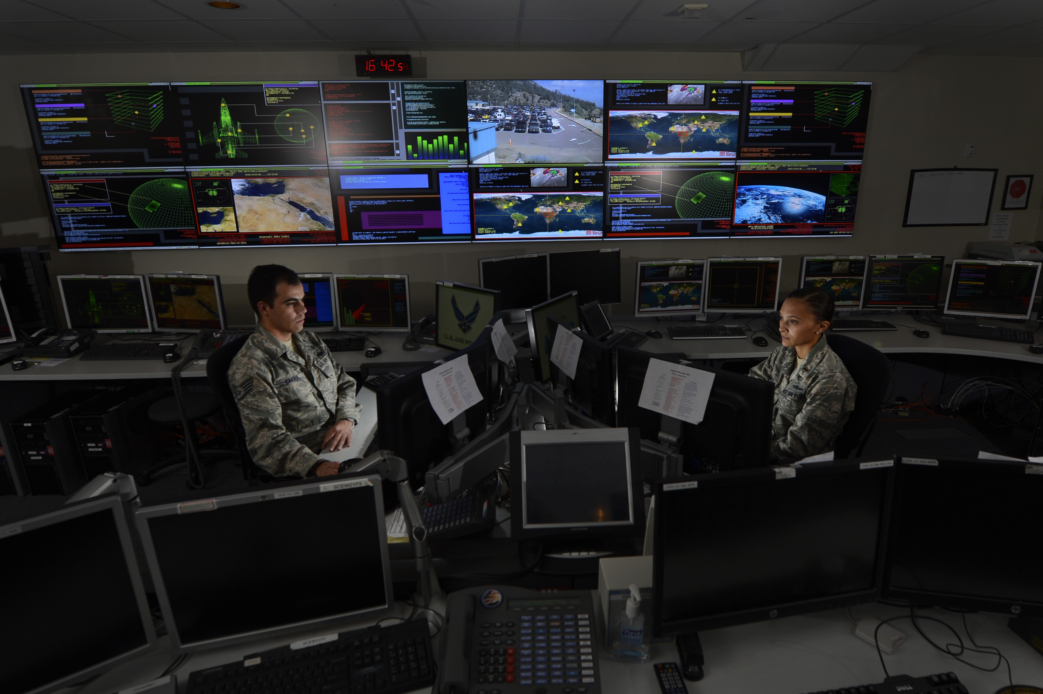 US Air Force Sees Multidomain Command and Control As Critical