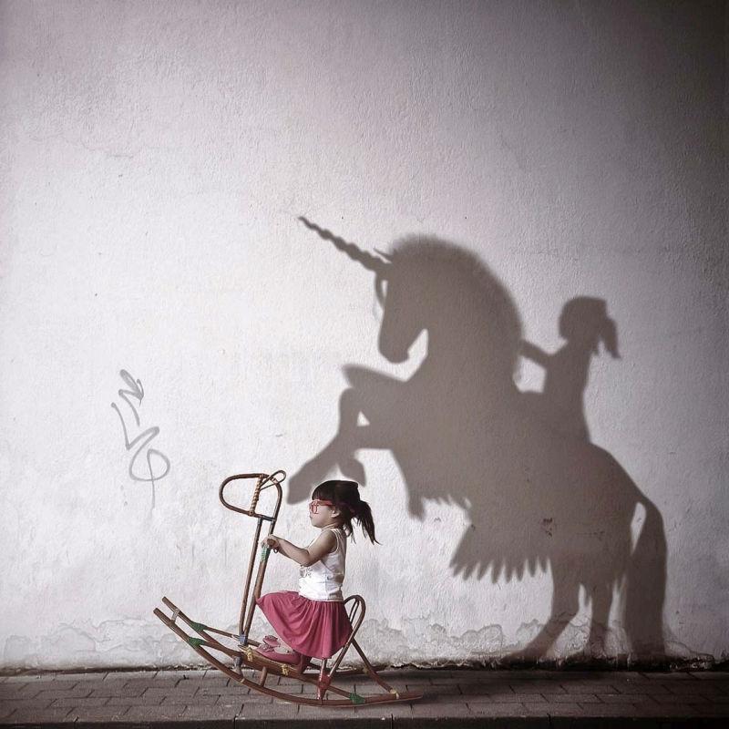 Imaginary Digital Artwork by Kelly Tan « Rainbows and Unicorns