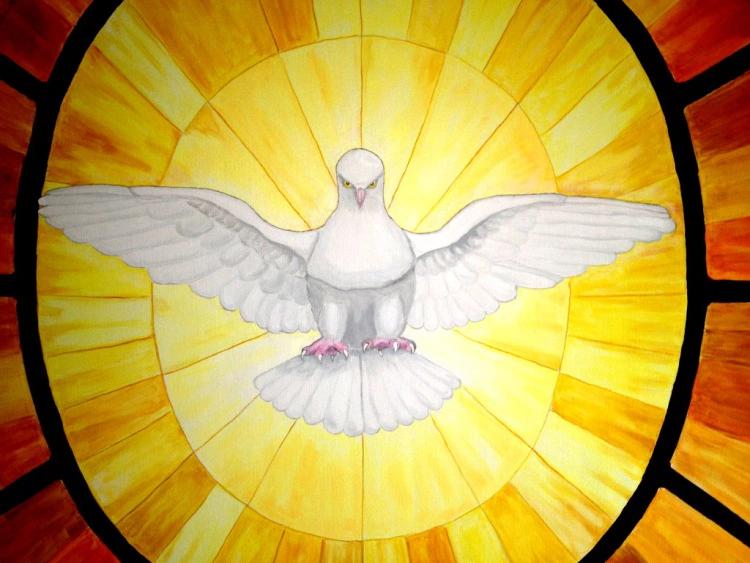 Jesus baptizing with the Holy Spirit? | ARISE! LET US BE ...
