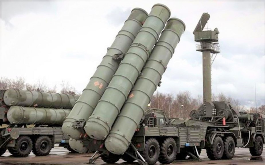 Turkey Tests Its S-400 System By Tracking US F-35 And F-22 Jets Operating In Middle East…