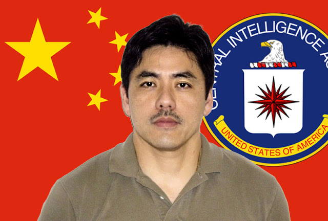 A former CIA case agent was sentenced Friday to 19 years in prison for an espionage conspiracy with China…