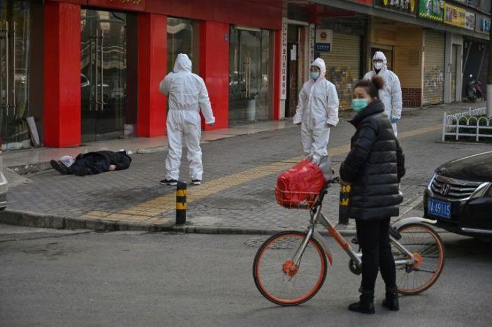 COVID-19 ORIGIN-WUHAN: Wuhan neighbourhood banishes memory ...
