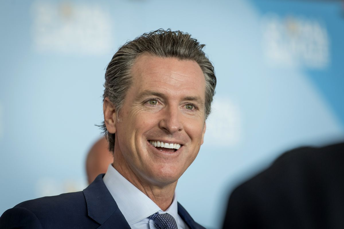 Gavin Newsom Wins California Governor Race, Will Be Trump ...