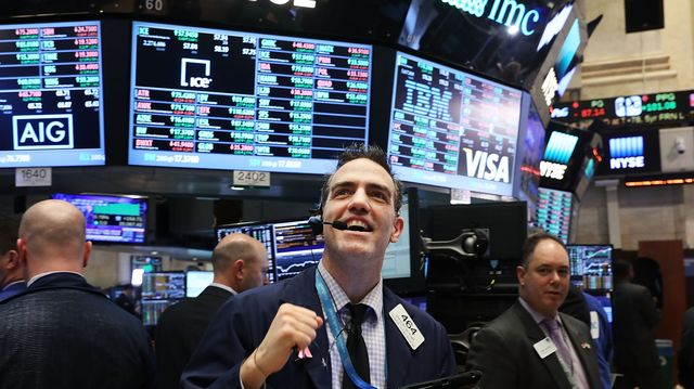 Trump stock market rally is far outpacing past US presidents…