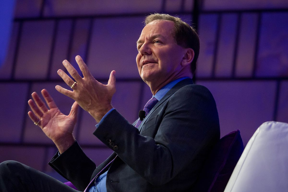 Paul Tudor Jones Clients Pull 15% From Main Hedge Fund ...