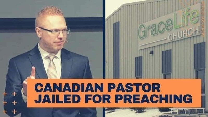 Petition · Free Pastor James Coates · Change.org