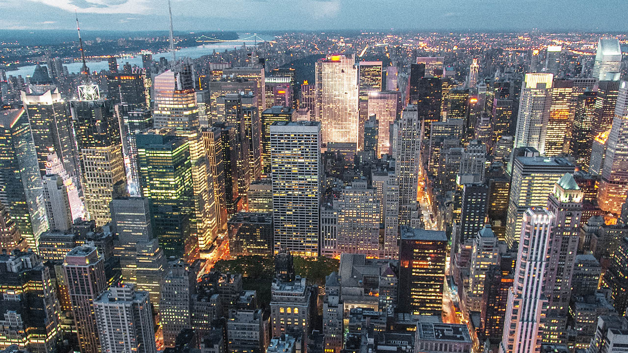The 3 Generations Of Smart Cities | Fast Company